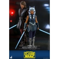 [Pre-Order] Hot Toys - TMS023 - Star Wars: The Clone Wars™  - 1/6th scale 501st Battalion Clone Trooper™ Figure (Deluxe Version)