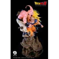 Ryu Studio - Dragon Ball Z- Kid Buu vs Goku SS3