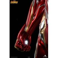 Queen Studios - Iron Man Mark 50 1:1 Life-size Statue