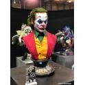 [Pre-Order] Queen Studios - Joaquin Phoenix Joker life size bust