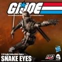 [Pre-Order] ThreeZero - G.I. Joe – Snake Eyes 1/6 Scale Collectibles Figure