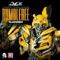 [Pre Order] ThreeZero - Transformers: The Last Knight – DLX Bumblebee