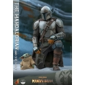[Pre-Order] Hot Toys - QS016 - Star Wars™ The Mandalorian™ - 1/4th scale The Mandalorian & The Child Collectible Set