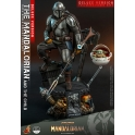 [Pre-Order] Hot Toys - QS017 - Star Wars The Mandalorian- 1/4th scale The Mandalorian & The Child Collectible Set (Deluxe Ver.)
