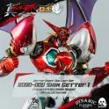 [Pre-Order] ThreeZero - Getter Robot: ROBO-DOU Shin Getter 1 (threezero Arranged Design) Metallic Edition (Metallic color ver.)