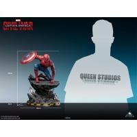 [Pre-Order] Queen Studios - Captain America: Civil War 1:4 Scale Spider-Man (Regular Version)