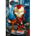 Hot Toys - COSB782 - Iron Man Mark VII (The Avengers Version) Cosbaby (S) Bobble-Head
