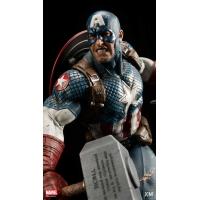 [Pre-Order] XM Studios - 1/4 Ultimate Captain America (Version A) Collectible Statue