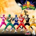 [Pre-Order] ThreeZero - Mighty Morphin Power Rangers – 1/6 Core Rangers + Green Ranger Six-Pack