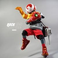 [Pre-Order] JT studio - STREET MASK - ROCK GAKI - Day 01 & Night 02 (2PACK Set)