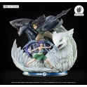 [Pre-Order] Tsume-Art - FAIRY TAIL - Gajeel & Wendy HQS Plus