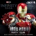 [Pre-Order] ThreeZero - Avengers: Infinity Saga – 1/12 scale DLX Iron Man Mark 43