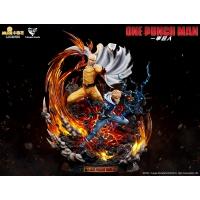 Trieagles Studio - One Punch Man - Saitama & Genos