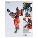 ThreeA - VALVe Team Fotress 2 Mann vs Machine - Red Pyro