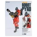 ThreeA - VALVe Team Fotress 2 Mann vs Machine - Red Pyro