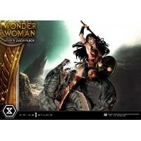 [Pre-Order] PRIME1 STUDIO - MMDC-48EX: WONDER WOMAN VERSUS HYDRA EXCLUSIVE VERSION (WONDER WOMAN COMICS)