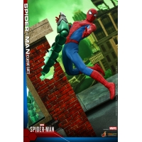 [Pre-Order] Hot Toys - VGM45 - Marvel's Spider-Man - 1/6th scale Spider-Man (Anti-Ock Suit) Collectible Figure (Deluxe Version)