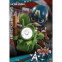 Hot Toys - CSRD006 - Captain America CosRider