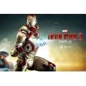 Sideshow - Quarter Scale Maquette - Iron Man Mark 42