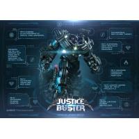 [Pre-Order] PRIME1 STUDIO - UMMDC-03: JUSTICE BUSTER DESIGN BY JOSH NIZZI (DC COMICS)