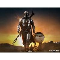 [Pre-Order] Iron Studios - Raiden Art Scale 1/10 - Mortal Kombat
