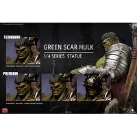 Queen Studios - Green Scar Hulk 1:4 statue (Regular Edition)