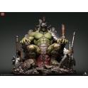 [Pre-Order] Queen Studios - Green Scar Hulk 1:4 statue (Premium Edition )