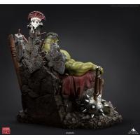 Queen Studios - Green Scar Hulk 1:4 statue (Premium Edition )