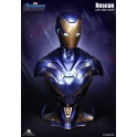 [Pre-Order] Queen Studios Iron Man Mark 49 Rescue Suit Life-Size Bust