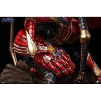 [Pre-Order] Queen Studios - Iron Spider-Man 1/4 Scalce Statue (STANDARD)