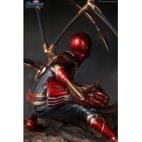 [Pre-Order] Queen Studios - Iron Spider-Man 1/4 Scalce Statue (Deluxe Edition)