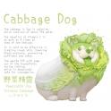 [Pre Order] Taurus Workshop [Vegetables Fairy] - Cabbage Dog