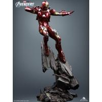 [Pre-Order] Queen Studios - Iron Spider-Man 1/4 scale Statue (Deluxe Edition)