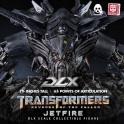[Pre-Order] ThreeZero - Transformers Revenge of the Fallen DLX Jetfire Collectible Figures