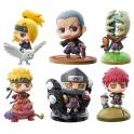 Petit Chara Land - NARUTO Shippiden - Kuchiyose! Naruto to Akatsuki Hen Part.1 6Pack BOX