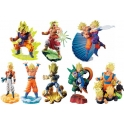 Dragon Ball Capsule R - Legendary Warriors Super Saiyan Arc 7Pack BOX