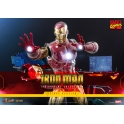 [Pre-Order]  Hot Toys - CMS08D38 - Marvel Comics - 1/6th scale Iron Man Collectible Figure (Deluxe Version)
