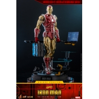 [Pre-Order]  Hot Toys - CMS07D37 - Marvel Comics - 1/6th scale Iron Man Collectible Figure (The Origins Collection)