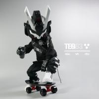 [Pre-Order]  JT studio - 1:8 TEQ63 ACTION FIGURES (2PACK)
