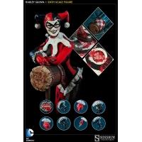 Sideshow - Sixth Scale Figure - Harley Quinn