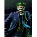 [Pre-Order] Iron Studios - The Joker Deluxe Art Scale 1/10 - DC Comics
