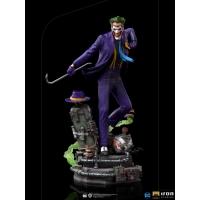 [Pre-Order] Iron Studios - The Joker Art Scale 1/10 - DC Comics