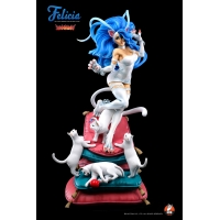 H.M.O. Collectibles - Darkstalkers Felicia (White)