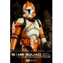 Sideshow - Sixth Scale Figure - Bomb Squad Clone Trooper - Ordnance Specialist