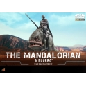 [Pre-Order]  Hot Toys - TMS046 - Star Wars: The Mandalorian - 1/6th scale Mandalorian & Blurrg Collectible Set