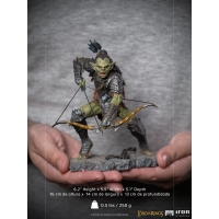 [Pre-Order] Iron Studios - Swordsman Orc BDS Art Scale 1/10 - Lord of the Rings
