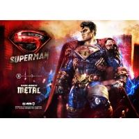 [Pre-Order] PRIME1 STUDIO - MMDCMT-08DX: SUPERMAN DELUXE VER. (DARK NIGHTS: METAL COMICS)