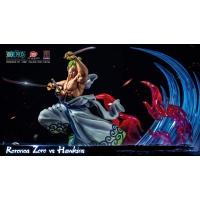 Jimei Palace - One Piece - Zoro Vs Hawkins