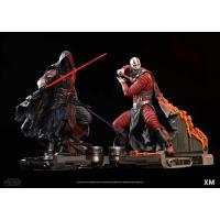[Pre-Order] XM Studios - Star Wars - 1/4 Darth Malak Premium Collectibles Statue