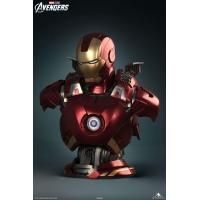 Queen Studios - Iron Man Mark 7 Life Size Bust